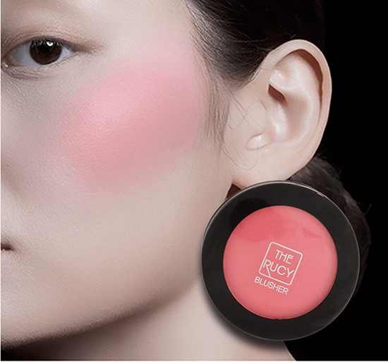 Phấn Má Hồng Ba Màu The Rucy All In OneBlusher