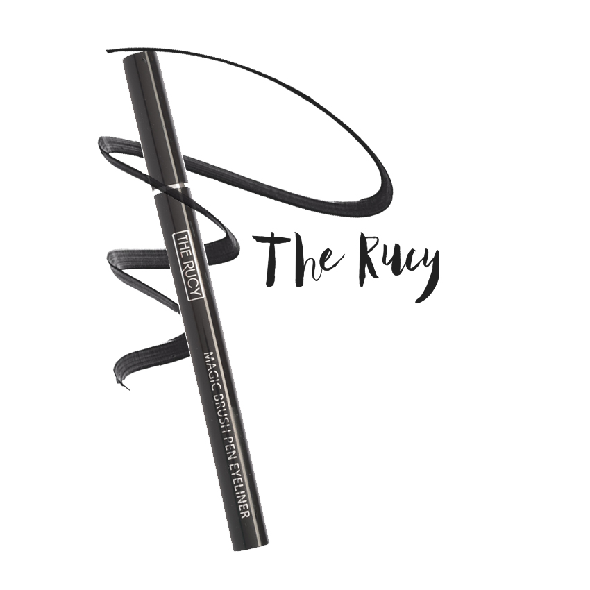 Bút Lông Kẻ Mắt Magic Brush Pen Eyeliner Black