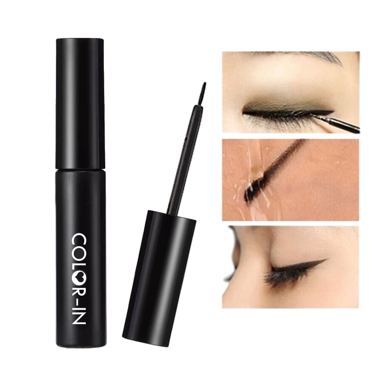 Bút mắt nước Color-In Waterpoof Eyeliner Black