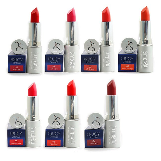 Son Lì The Rucy Simplysiti Tintlipstick Silver