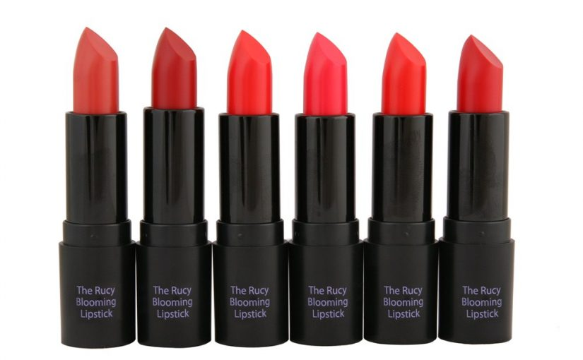 Son Matte Bền Màu The Rucy Blooming Lipstick